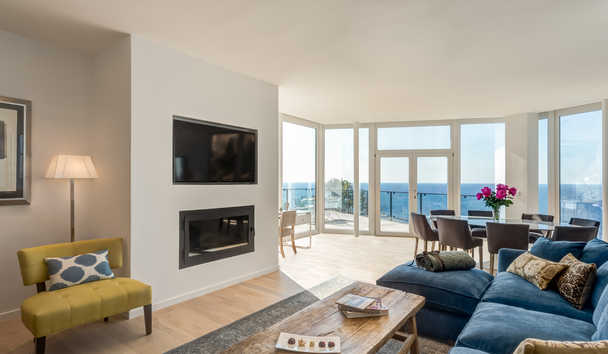 Jumeirah Port Soller Hotel & Spa: Mar Blau Suite