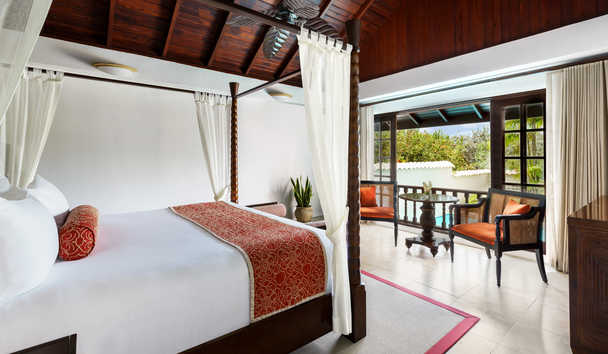 Spice Island Beach Resort: Royal Collection Pool Suite