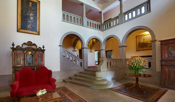 Quinta da Casa Branca: Manor House Hall