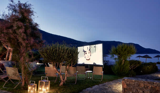 Blue Palace, A Luxury Collection Resort & Spa, Crete: Therino Cinema