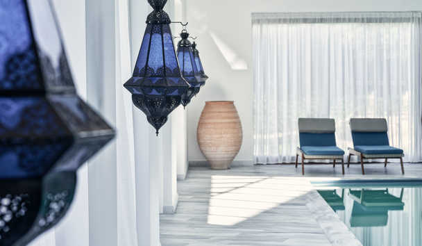Blue Palace, A Luxury Collection Resort & Spa, Crete: Spa