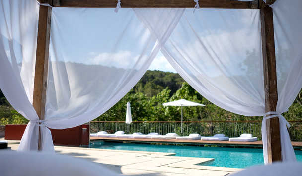 Can Lluc Boutique Country Hotel & Villas: Swimming Pool