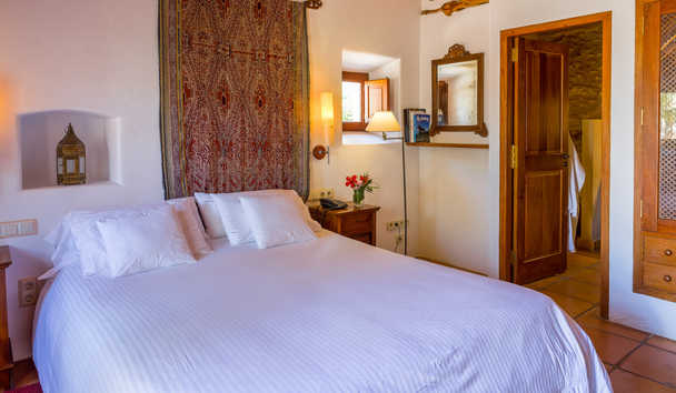 Can Lluc Boutique Country Hotel & Villas: Deluxe Room with Terrace