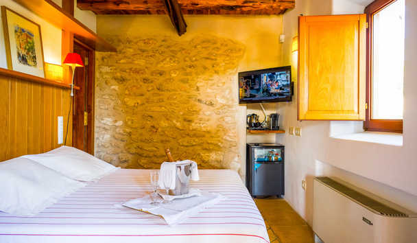 Can Lluc Boutique Country Hotel & Villas: Double Room