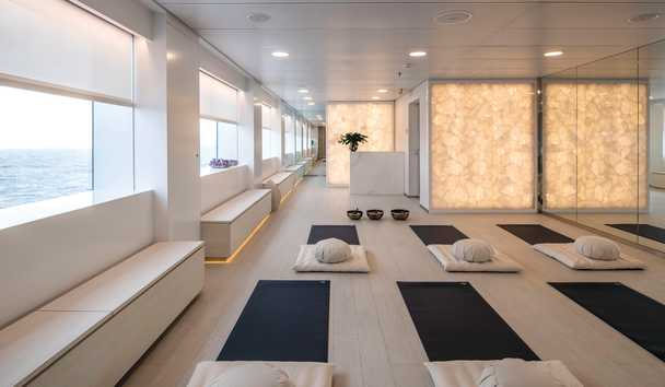 Scenic Eclipse: Yoga Studio