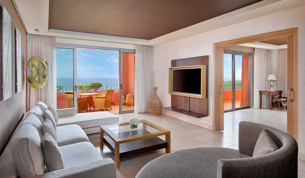 The Ritz-Carlton, Abama: One Bedroom Suite