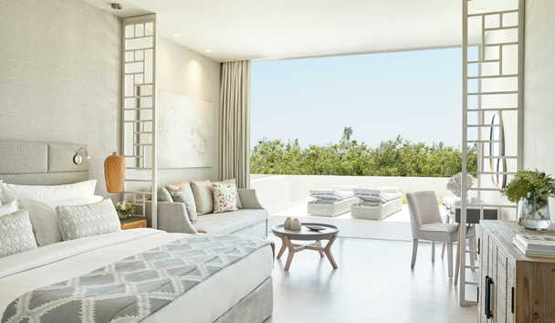 Ikos Aria: Junior Suite Private Garden