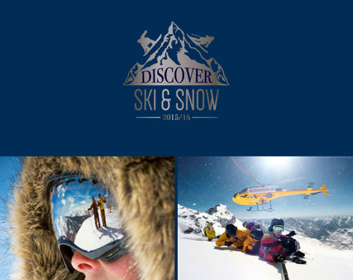 Discover Ski And Snow 2015/16